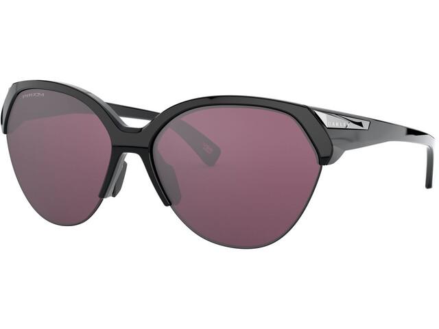 Oakley Trailing Point Gafas de Sol Mujer, negro/violeta